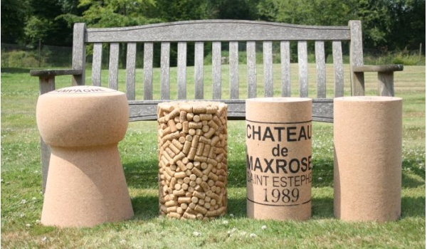 Cool outdoor weatherproof party stools